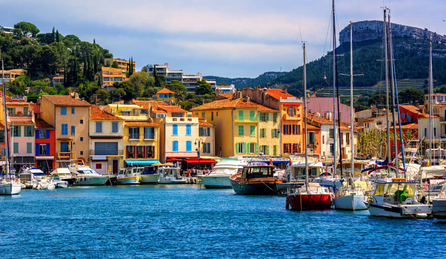 Cassis Provence
